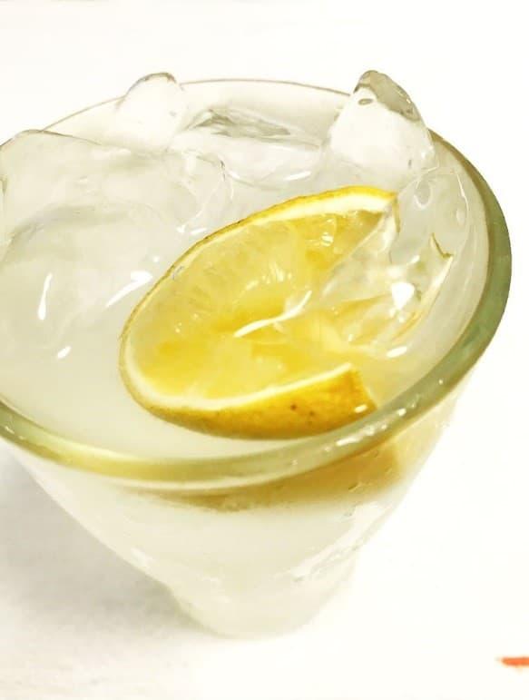 レモンサワーの画像