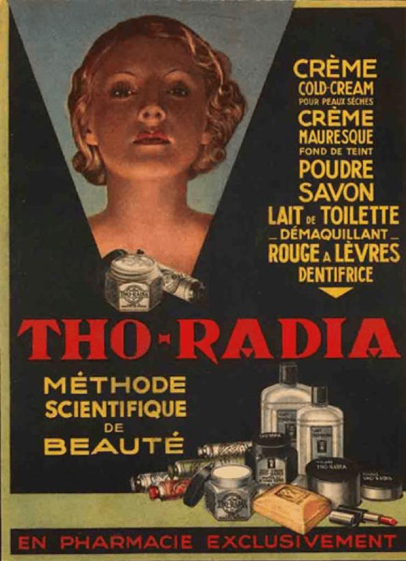 ラジウム広告