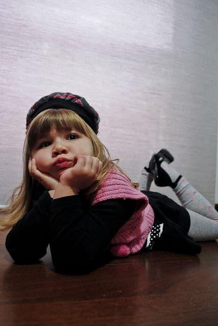 Little french girl By raruschel