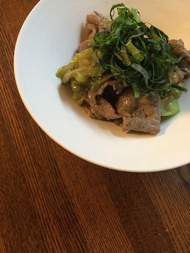 ツレヅレハナコの一人呑み晩酌カンタン牛肉おつまみレシピ