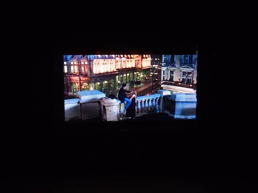 おひとりさま 映画館
