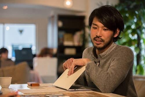 「KitchHike(キッチハイク)」共同代表・山本雅也さん
