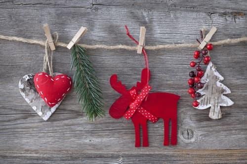 一人でも楽しいクリスマスの画像