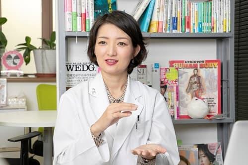 香川則子先生インタビュー画像