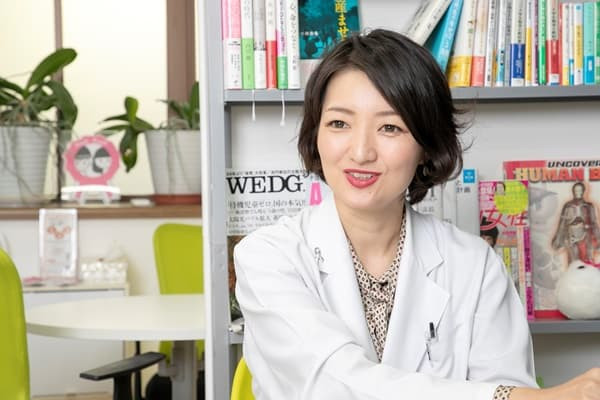 卵子凍結保存の専門家である香川則子先生