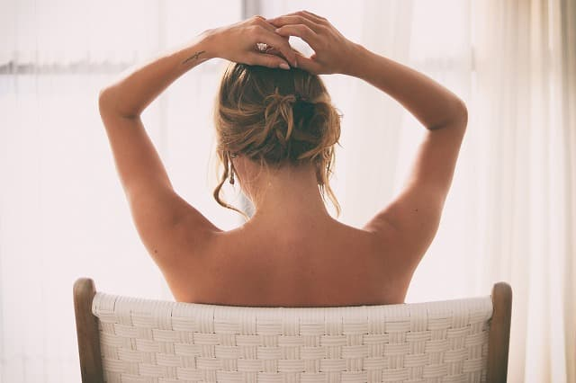 最高のセックスを思い出す女性の画像
