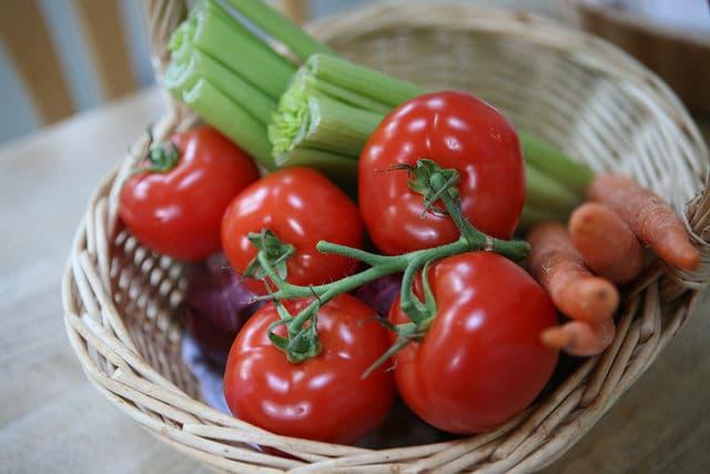Vegetables By ecokarenlee