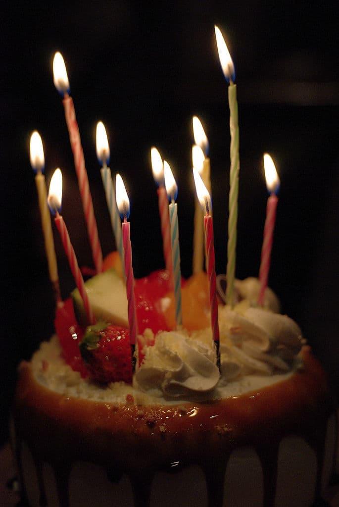 Birthday By Leana~