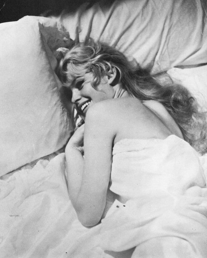 Brigitte Bardot By classic film scans