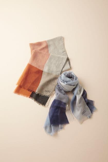 スカーフ ¥29,400