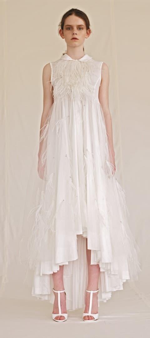 aacero mariage dress 画像