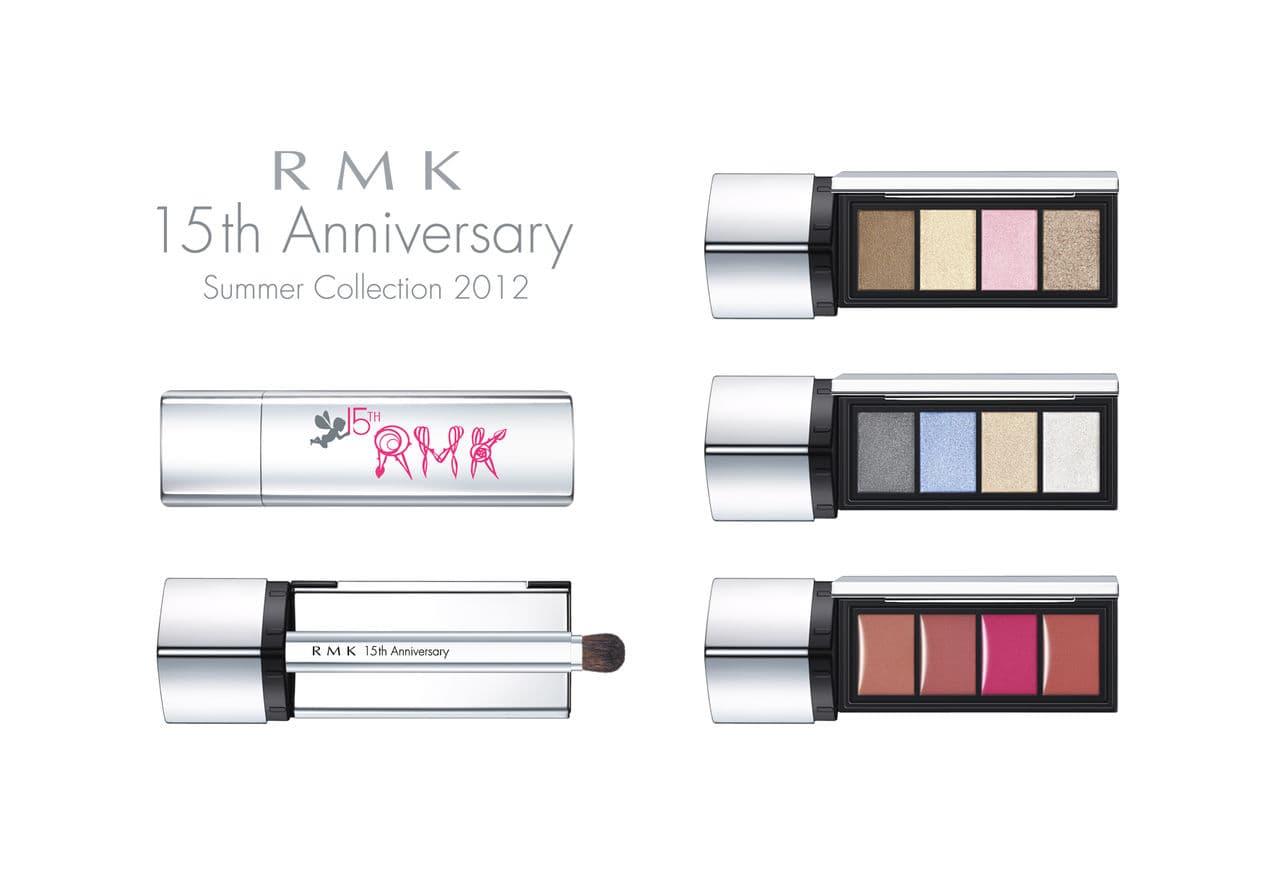 RMK 15th アニバーサリー サマーコレクション