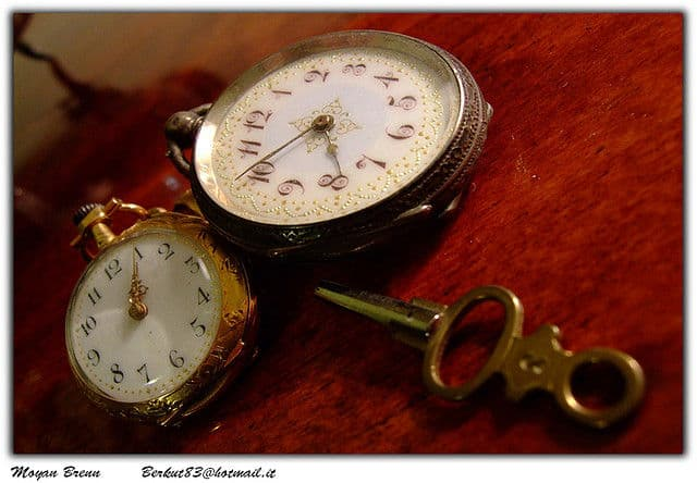 Time By Moyan_Brenn