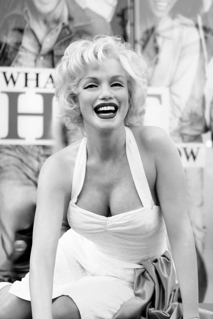 Marilyn Monroe By Shavar Ross