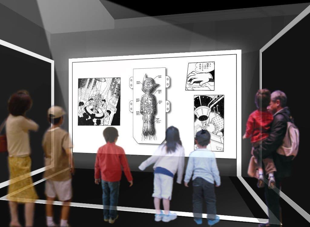 科学で体験するマンガ展 画像 怪物くん ひみつのアッコちゃん
