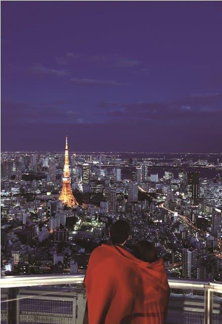 東京シティビュー バレンタイン