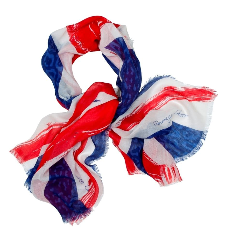 SoHo - Cotton cashmere - union jack