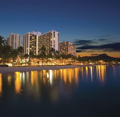 MARR_Waikiki_Exterior_at_Dusk