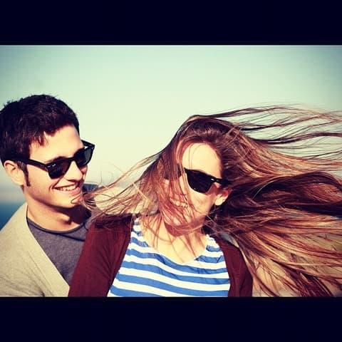 happy couple By Angelo González