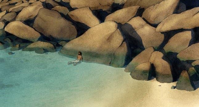 たけうちんぐ レッドタートル ある島の物語 スタジオジブリ マイケル・デュドク・ドゥ・ヴィット 鈴木敏夫 高畑勲 東宝