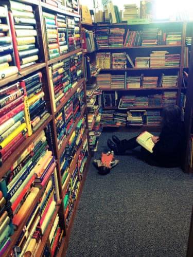 読書がもたらす官能の秋!静かな図書館で使えるエロしぐさ