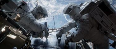 確実に今年1番の3D映画!宇宙空間に一人漂う孤独を味わえます『ゼロ・グラビティ』