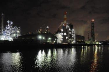 ヨコハマ夜景デートの新名所!?『工場夜景探検ツアー』