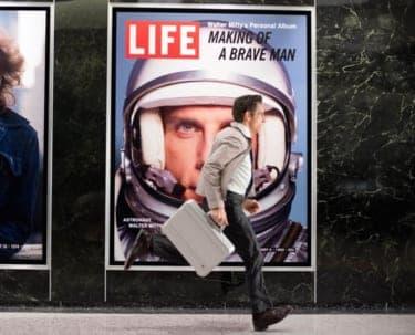 恋も冒険も空想だけじゃ物足りない!一歩踏み出せば、平凡な人生も映画みたいに…『LIFE!』