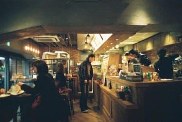 北参道のカフェで極上チェリーパイ!イケメンカップルの休日/写真家・松藤美里撮り下ろし(2)