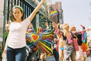 LGBTの祭典に潜入!渋谷が虹色で染まった日/松藤美里撮りおろし