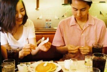 ホットケーキで遅めの朝ごはん♪昼からの休日デート/松藤美里撮りおろし