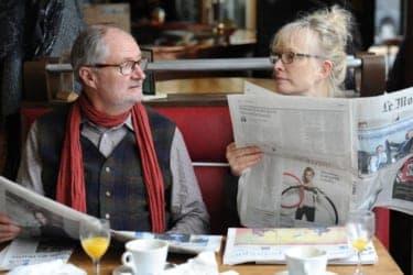 新婚以来の旅行で気づく夫婦の真髄『ウィークエンドはパリで』