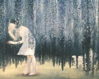 女の生きざまに思いをはせる「松井冬子展」