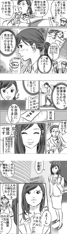 オールヌードモデルに抜擢!?イケメン達に翻弄されるアラサーのシンデレラストーリー/【漫画】『シンデレラ-X』(1)