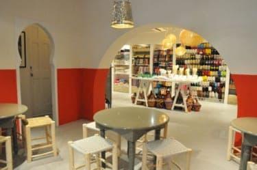 モロッコ雑貨&カフェ『ダール ファティマ』