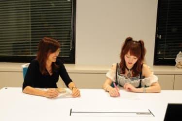 顔が逆三角の人は真面目な男性を選べ!占い師さんに下田美咲さんの手相と人相を占ってもらいました!