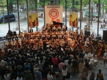 丸の内エリアがクラシック音楽に溢れる!『ラ・フォル・ジュルネ・オ・ジャポン「熱狂の日」音楽祭2012 エリアコンサート』