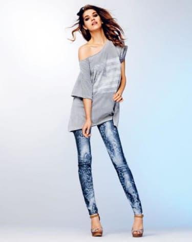 Gas Jeansの新作ジェギンスで変幻自在な女になる!