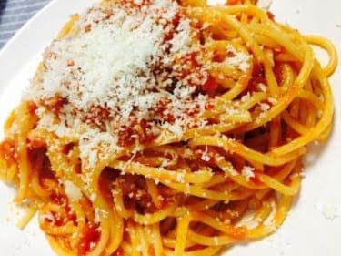 ヒモがつくる、いたわりご飯!彼女が愛する男の家庭料理「トマトパスタ」