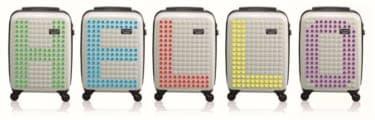 ドットドロップスで作る、世界にひとつだけのスーツケース