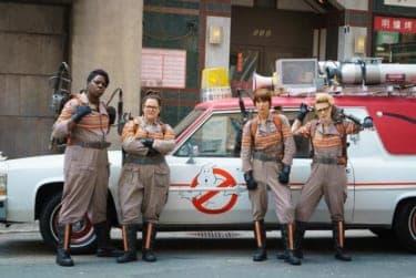 ハリウッド映画の男女比逆転!?大人の女性版『ゴーストバスターズ』