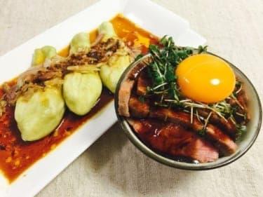 疲れたときはお肉!炊飯器で作れるボリューム満点「煮豚ご飯」