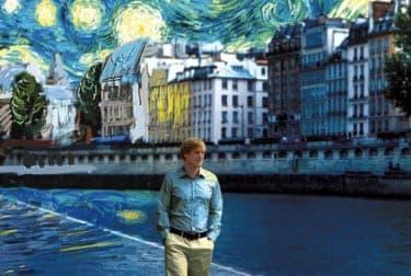 雨の降るパリにて恋のタイムスリップ『ミッドナイト・イン・パリ』