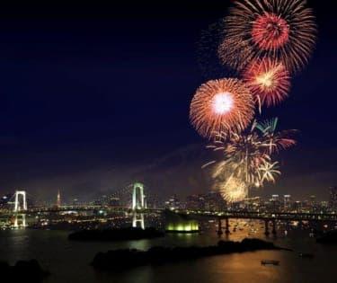 ホテル日航東京から見る『第24回東京湾大華火大会プラン』