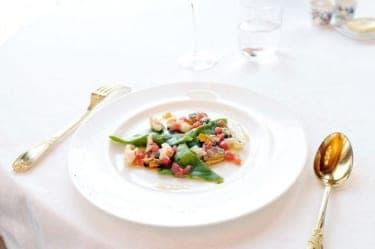 あなたの手料理がまるで一流シェフの料理に変身!?『ほめられる盛りつけのルール―ふだんの料理がおいしくグレードアップ!』