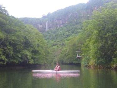旅便り 西表島 ジャングル探検