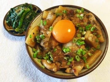 新生活で自炊を始める人に捧げる!簡単絶品「長芋と豚肉のめんつゆ丼」