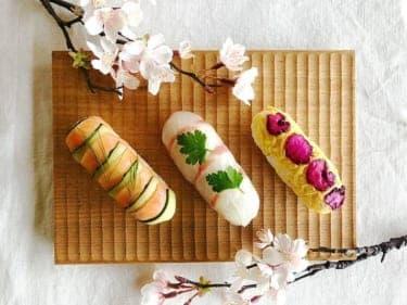 ひな祭りは自分のために!超簡単かわいいスティック寿司