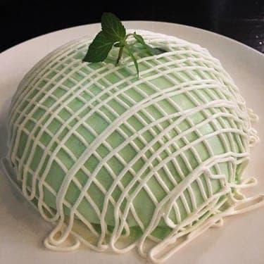 お客さんの驚く顔を想像して。純喫茶「ブリッヂ」マスターが手がけるメロンパンケーキ