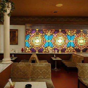 まるで宮殿のような美しい純喫茶「王朝喫茶 寛山」でアナログなひとときを